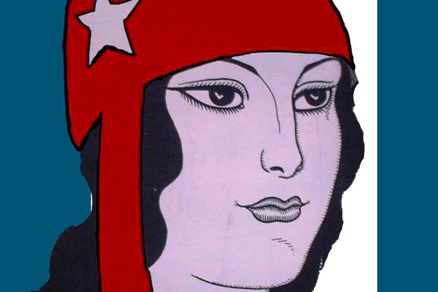En la imagen, una alegoría de la república cubana, por Conrado Massaguer (la imagen ha sido trabajada por Danislady Mazorra para su blog Alegoría cubana)