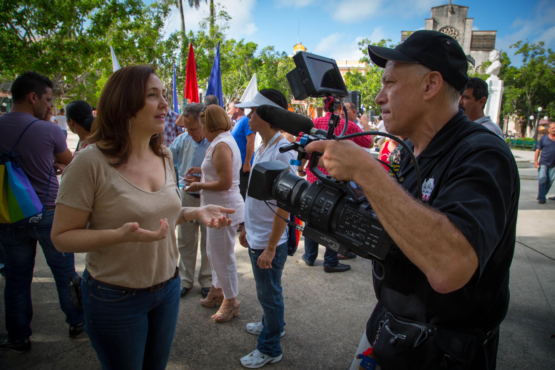 Documental de Mariela Castro en HBO, dirigido por John Alpert
