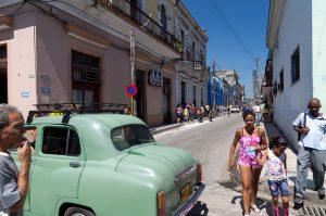Vista de la ciudad de Matanzas, Cuba