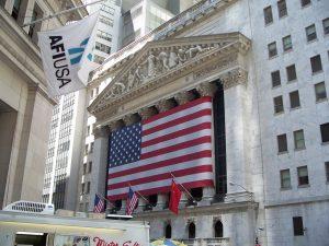 Bolsa de Valores de Nueva York, Estados Unidos