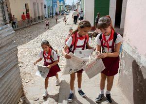El modelo de prensa en Cuba tendrá que ser cambiado por uno en el que exista espacio tanto para la prensa oficial, como para la que no lo es
