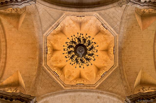 Interior de la Catedral de la Virgen María de la Concepción Inmaculada de La Habana. La Habana. Foto: Emmanuel Huybrechts (CC BY 2.0)