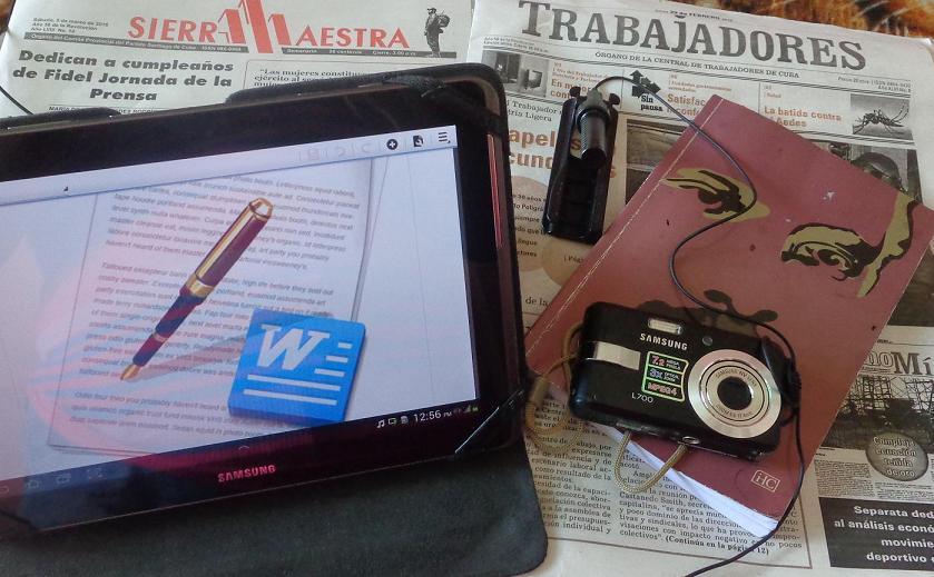"""Este dossier, en seguimiento a otro publicado por Cuba Posible en noviembre de 2016 (Para un debate sobre la prensa en Cuba: """"La esencia de la prensa libre es la esencia de la libertad, firme de carácter, racional y moral""""), continúa explorando estos temas en resonancia con todas las voces que hoy buscan aportar constructivamente al debate sobre un mejor periodismo y, en general, mejores dinámicas informacionales en la Isla."""