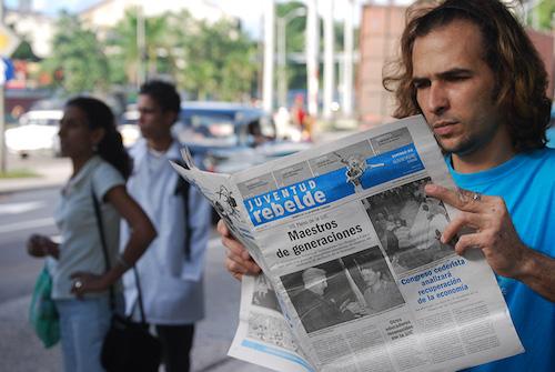 periodismo cubano