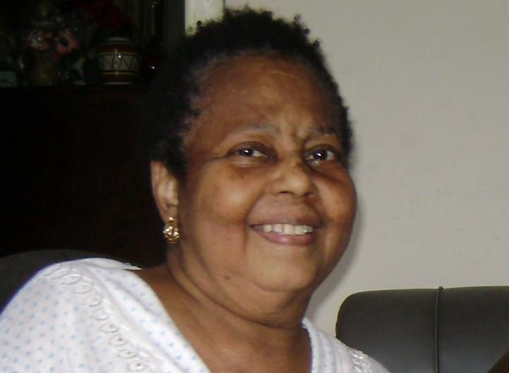 "Inés María Martiatu ""Lalita"" (1942–2013). Foto tomada del Blog Negra cubana tenía que ser"