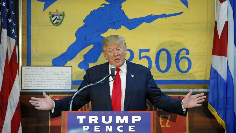 Donald Trump Cuba
