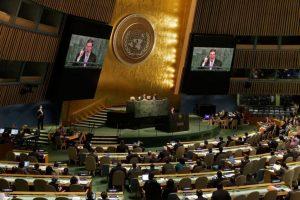 A principios del mes de noviembre se celebró la última sesión de la Asamblea General de la ONU, donde se volvió a considerar la cuestión del bloqueo
