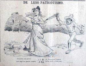 """El 11 de noviembre de 1928 comenzó a salir en el magazine dominical del Diario de la Marina la versión ampliada de la sección """"Ideales de una Raza""""."""